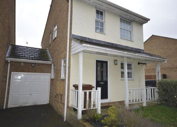Thumbnail 3 bed detached house for sale in Hurst Place, Rainham, Gillingham