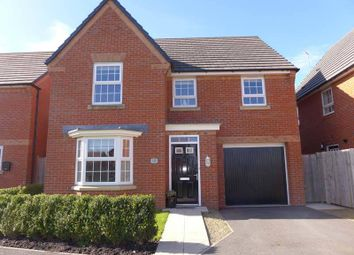 Thumbnail 4 bed detached house for sale in Hawthorne Drive, Thornton-Cleveleys