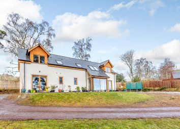 Thumbnail 3 bed detached house for sale in Ruisaurie, Beauly, Highland
