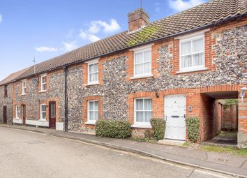 Thumbnail 2 bed terraced house for sale in Pit Lane, Swaffham