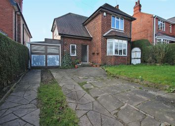Thumbnail 3 bed detached house for sale in Arnold Lane, Gedling, Nottingham