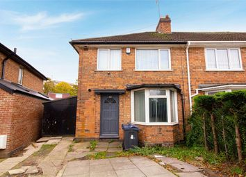 3 bed end terrace house for sale in Shaftmoor Lane, Acocks Green, Birmingham, West Midlands B27