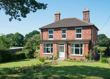 Thumbnail 4 bed farmhouse for sale in Fenn Green Farmhouse, Fenn Green, Alveley