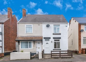Thumbnail 2 bed semi-detached house to rent in High Mount Street, Hednesford, Cannock