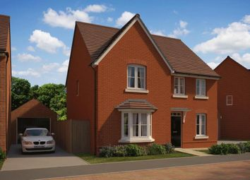 "Thumbnail 4 bedroom detached house for sale in ""Holden"" at The Walk, Withington, Hereford"