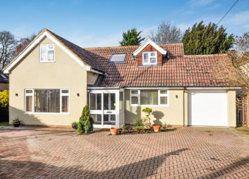 Thumbnail 4 bed detached house for sale in Lincoln Close, Station Road, Stoke Mandeville, Aylesbury