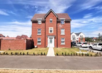 Thumbnail 4 bed end terrace house for sale in Acorn Path, Broughton, Aylesbury