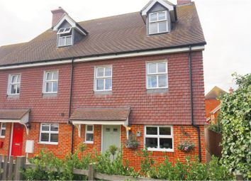 Thumbnail 4 bed end terrace house for sale in Thorne Road, Ramsgate