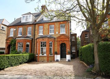 Thumbnail 5 bed semi-detached house for sale in Killieser Avenue, London