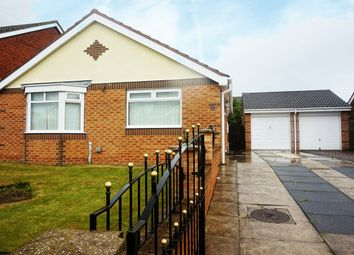 Thumbnail 3 bed bungalow for sale in Helmsley Drive, Coundon, Bishop Auckland
