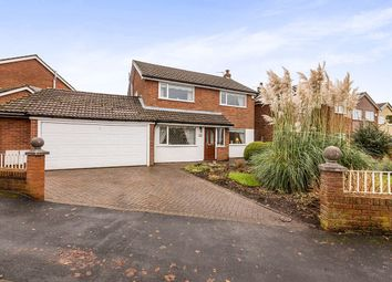 Thumbnail 4 bed detached house for sale in Lichen Close, Charnock Richard, Chorley