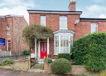 Thumbnail 2 bed end terrace house for sale in Silverdale Road, Tunbridge Wells, Kent, .