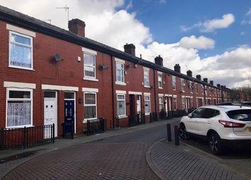 Thumbnail 2 bedroom terraced house to rent in Parkin Street, Longsight