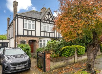 Thumbnail 4 bed semi-detached house for sale in Tudor Way, London