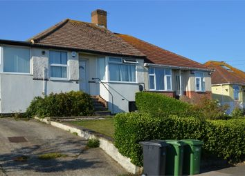 Thumbnail 3 bed semi-detached bungalow for sale in Conqueror Road, St Leonards On Sea, East Sussex