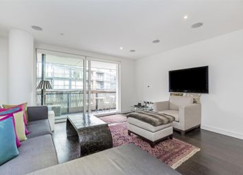 Thumbnail 3 bed flat to rent in Bramah House, Grosvenor Waterside, 9 Gatliff Road, Chelsea, London