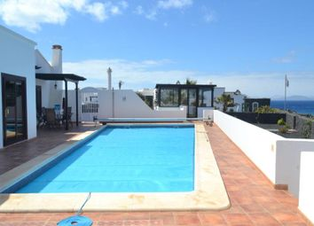 Thumbnail 3 bed villa for sale in Sea Front, Playa Blanca, Lanzarote, 35572, Spain