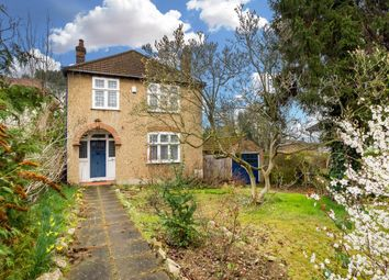 Thumbnail 4 bed detached house for sale in Monkhams Avenue, Woodford Green