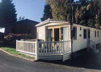 Thumbnail 3 bed mobile/park home for sale in Llanrug, Caernarfon