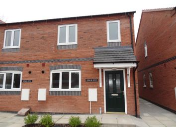 Thumbnail 3 bed end terrace house to rent in Newtown, Baschurch, Shrewsbury