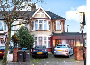 Thumbnail 3 bed end terrace house for sale in Grenoble Gardens, Palmers Green, London