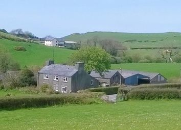 Thumbnail Land for sale in Rhydmeirionydd, Borth