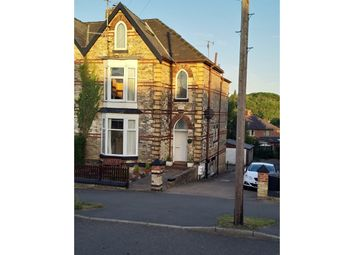 Thumbnail 1 bed flat for sale in Baslow Road, Sheffield, South Yorkshire