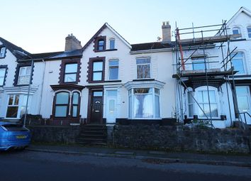 Thumbnail 3 bedroom terraced house for sale in 28, Hillside, Neath, South Wales