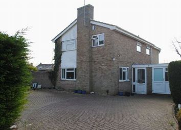 Thumbnail 5 bedroom detached house for sale in Yardley Drive, Kingsthorpe, Northampton