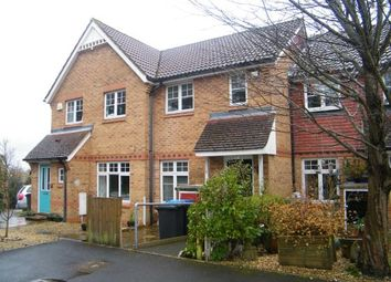 Thumbnail 2 bed terraced house for sale in Hamworthy, Poole, Dorset