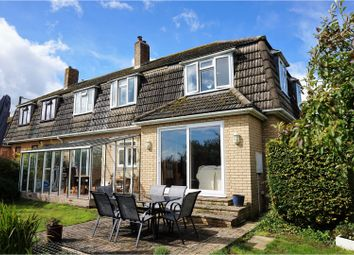 Thumbnail 5 bed semi-detached house for sale in Brooklands, Brinkworth, Chippenham