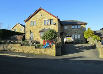 Thumbnail 5 bedroom detached house for sale in Hayfield Close, Scholes, Holmfirth, West Yorkshire