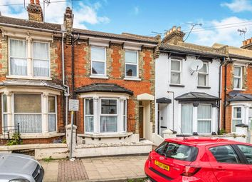 Thumbnail 3 bed terraced house for sale in Balmoral Road, Gillingham, Kent