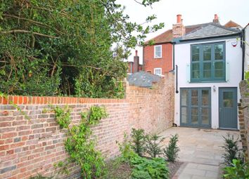 Thumbnail 2 bed cottage to rent in Lymington, Hampshire