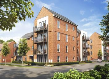 "Thumbnail 1 bed flat for sale in ""Apartment Block 5 "" at London Road, Grays"