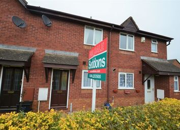 Thumbnail 2 bed terraced house for sale in Taylors Court, Tiverton