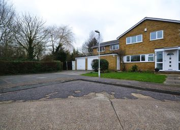 Thumbnail 5 bed detached house for sale in Fletchers, Basildon