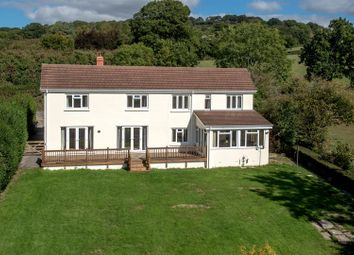 Thumbnail 4 bed detached house for sale in Withy Lane, Hemyock, Cullompton