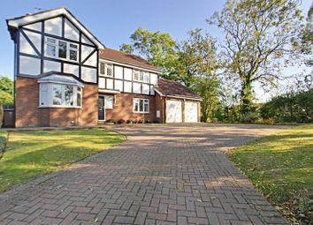 Thumbnail 4 bed detached house for sale in Cadger Row, Back Lane, Burton Pidsea, Hull