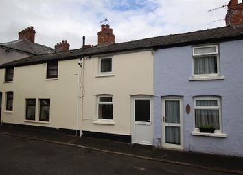 Thumbnail 1 bed terraced house to rent in Charles Street, Brecon