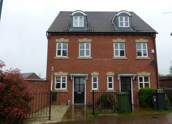 Thumbnail 3 bed semi-detached house to rent in Evergreen Drive, Hampton Hargate, Peterborough