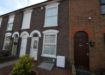 Thumbnail 2 bedroom terraced house for sale in King Street, Dunstable, Bedfordshire