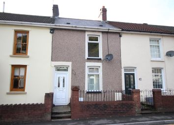 Thumbnail 2 bed terraced house for sale in High Street, Cross Keys, Newport