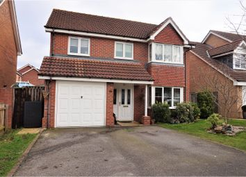 Thumbnail 5 bed detached house for sale in Lauridson Close, Laceby
