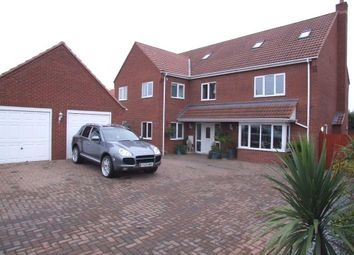 Thumbnail 6 bed detached house for sale in Knight Street, Pinchbeck, Spalding