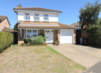 Thumbnail 4 bed semi-detached house for sale in Kempsey Close, Luton