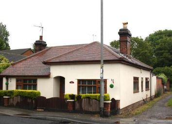 Thumbnail 3 bed bungalow for sale in Main Road, Twycross, Leicestershire