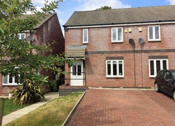 Thumbnail 2 bed flat for sale in Cockermouth, Cumbria