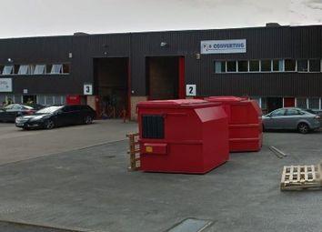 Thumbnail Industrial to let in Unit 2 Britannia Trade Park, Lodge Farm, Northampton