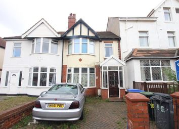 Thumbnail 3 bed terraced house for sale in Haddon Road, Bispham, Blackpool, Lancashire